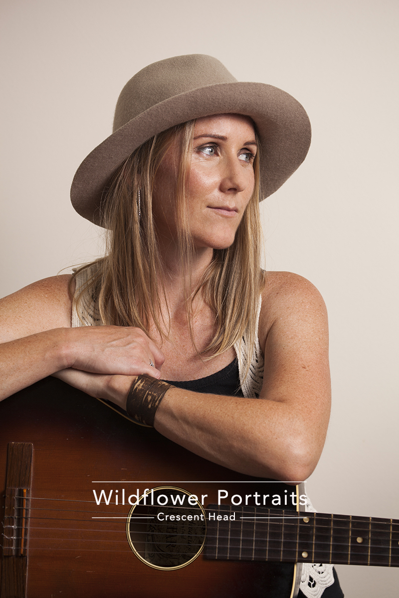 Music and Musician Portrait photography by Wildflower Portraits