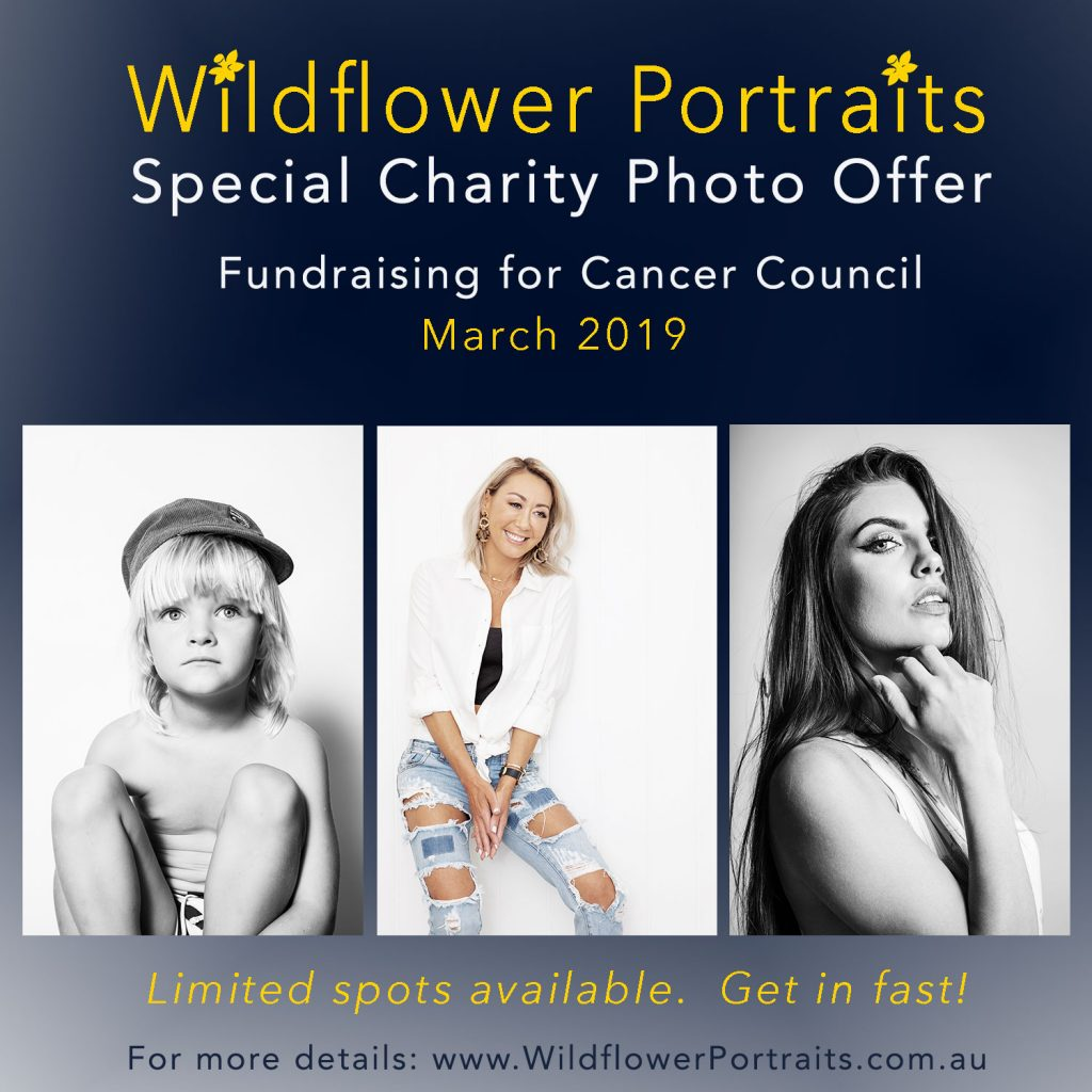 stars of macleay valley cancer council photography fundraiser 2019