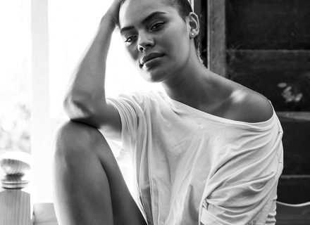 Model Portfolio Shoot by NSW Photographer Wildflower Portraits