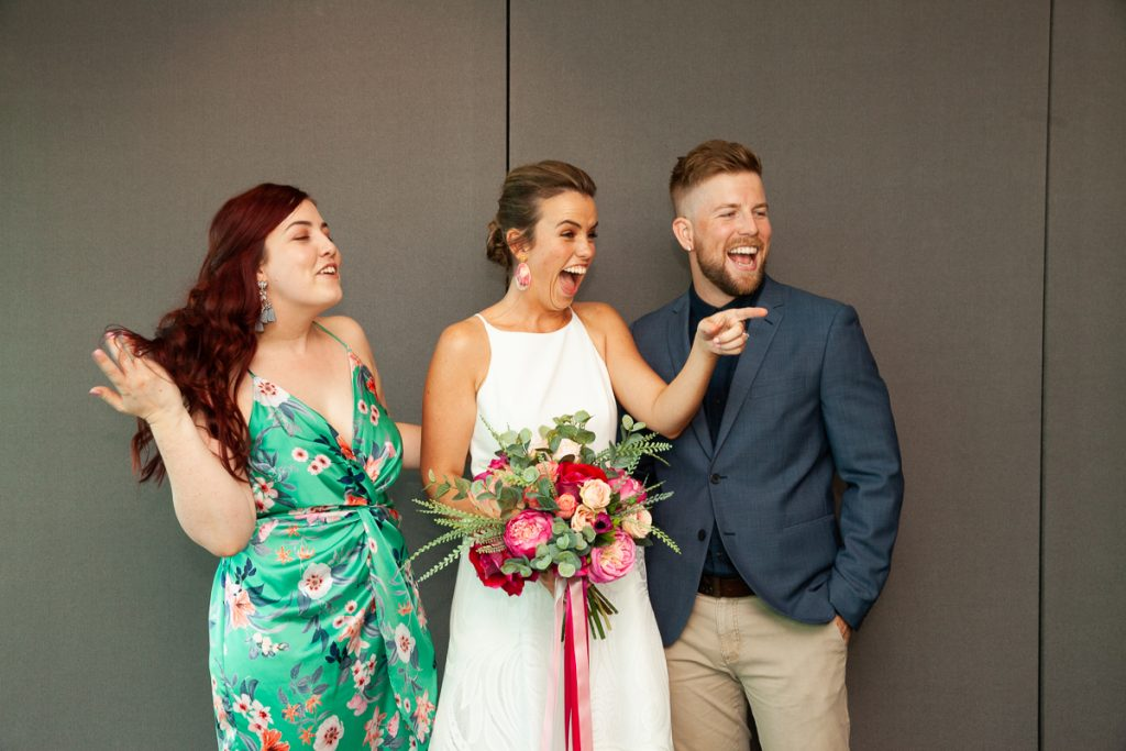 siblings by by Professional Wedding Photographer