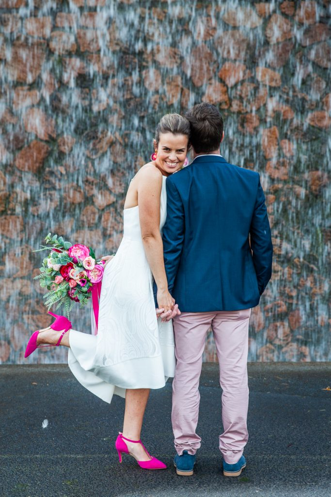 Roma St Parklands by Professional Wedding Photographer