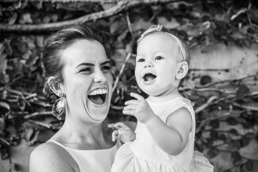 Mum and Bub by Professional Wedding Photographer